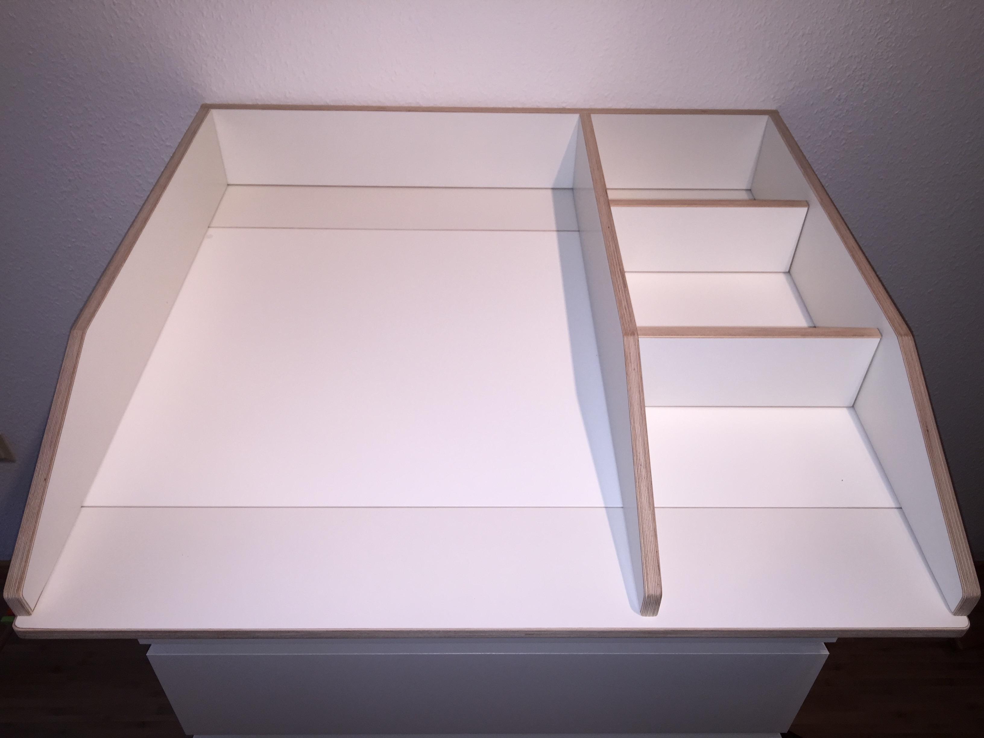Produkttest Wickelaufsatz Von New Swedish Design Bauchzwergl